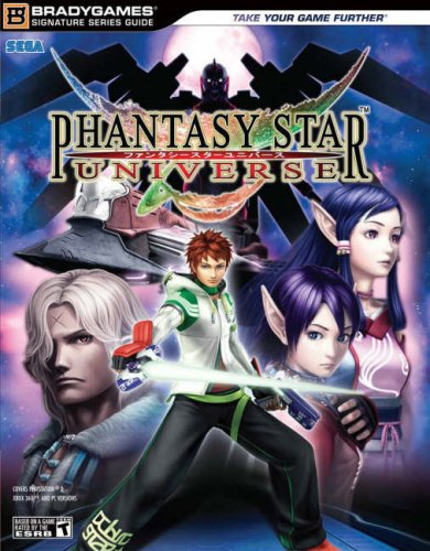 Phantasy Star Universe Signature Series Guide