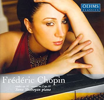 Chopin, F.: Etudes, Op. 10 / Piano Sonata No. 2