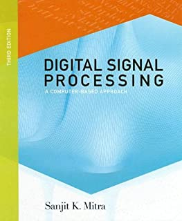Digital Signal Processing: A Computer-Based Approach with CDROM (McGraw-Hill Series in Electrical and Computer Engineering)