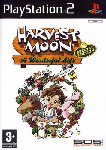 Harvest Moon - A Wonderful Life (englisch)