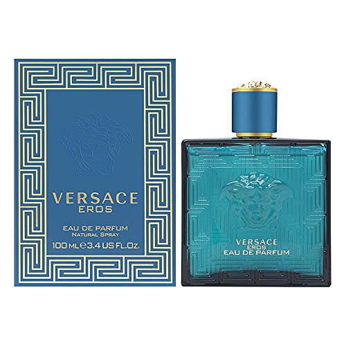 Gianni Versace Eros Eau de Parfum, 100 ml