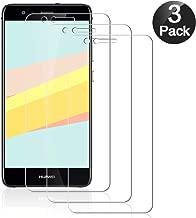 Ventdest Vetro Temperato Huawei P10 Lite Pellicola Vetro [3 Pack], Pellicola Protettiva in Vetro Temperato Screen Protector Film [Compatibile con Custodia] Pellicola Vetro per Huawei P10 Lite