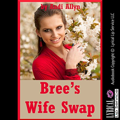 Bree's Wife Swap audiobook cover art
