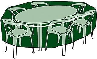 Biotop B2235 - Funda Circular Cubre mesas y sillas de poliéster