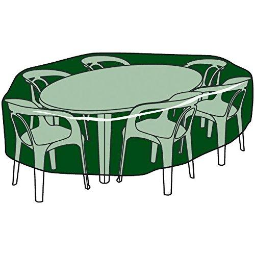 Biotop B2235 Etui Circulaire Couvre Tables et chaises en Polyester