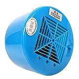 Niunion Lampada Termica Blub, E27 Tipo Pollame Lampada Termica Lampadina Brooder Maialini Pollo Pet Keep Warming Light Blue(Blu)