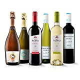 Low & No Alcohol Mixed Wine Case - 6 Bottles (
