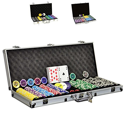 SONLEX Pokerkoffer Bild