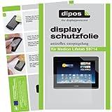 dipos I 2X Schutzfolie matt kompatibel mit Medion Lifetab S9714 Folie Bildschirmschutzfolie