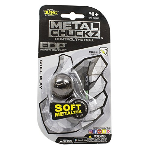 Zing Metal Chuckz - Black with Led …