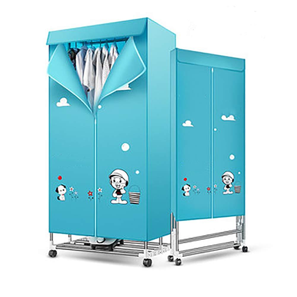 YZJJ Secadora de Ropa portátil Estante de Secado de Ropa Plegable de 2 Niveles Secadora de Ropa de Ahorro de energía para casa de Apartamentos: Amazon.es: Hogar