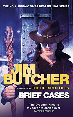 Brief Cases: The Dresden Files (Dresden Files Stories)