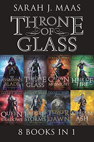 Throne of Glass eBook Bundle: An 8 Book Bundle (English Edition)