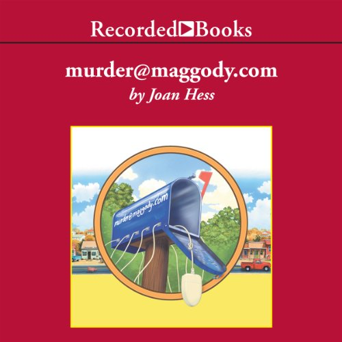 Murder@Maggody.com cover art