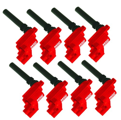 MSD Ignition Blaster Hemi Coils 03–05 (8pk)