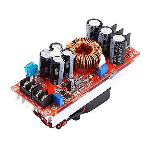 Módulo de fuente de alimentación 1200W DC-DC Step-Up Boost constante módulo convertidor de voltaje conductor actual módulo de alimentación for LED Módulo ajustable