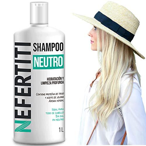 Shampoo Cre C marca Nefertiti