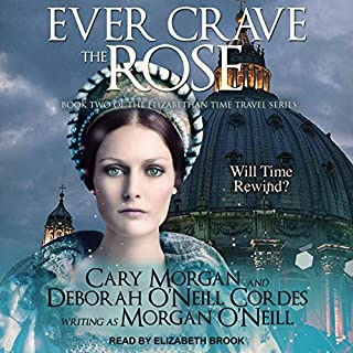 Ever Crave the Rose audiobook cover art