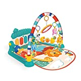 Best Activity Mats - Eners Baby Gyms Play Mats Musical Activity Center Review