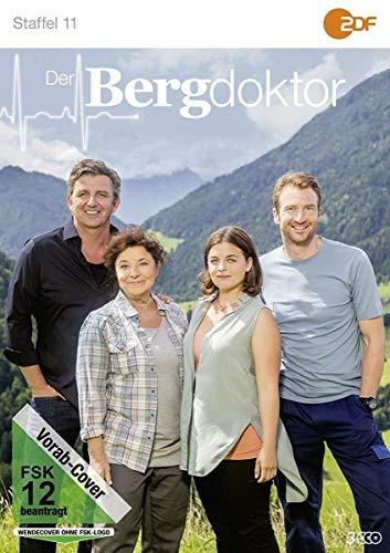 Der Bergdoktor - Staffel 11 [3 DVDs]