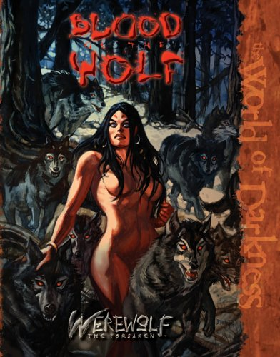 White Wolf 30301 - Blood of The Wolf (HC)