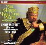 Donizetti-Rossini-Airs-Chris Merritt-Orch.Radio Munich-Fiore