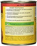 Pedigree Adult Hundefutter Rind, Gemüse und Nudeln – Saftiges Geschnetzeltes, 12 Dosen (12 x 800 g) - 3