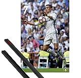 1art1 Fußball Poster (91x61 cm) Real Madrid, Ronaldo