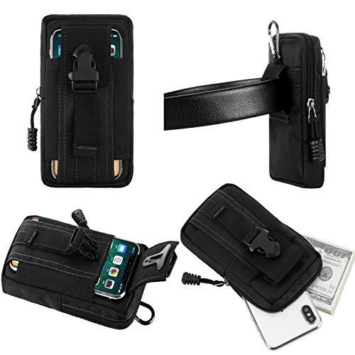 Supercase24 Outdoor Gürteltasche für Archos 50d Oxygen Bauchtasche Handy Hülle Tasche Schutzhülle Hülle