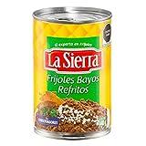 La Sierra - Fagioli secchi al forno - Senza conservanti - 440 grammi