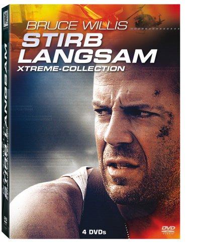 Stirb langsam 1-3 - Xtreme Collection [4 DVDs]