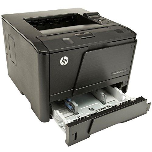 HP M401DNE Stampante LaserJet Pro 400 Bianco e Nero (Ricondizionato)