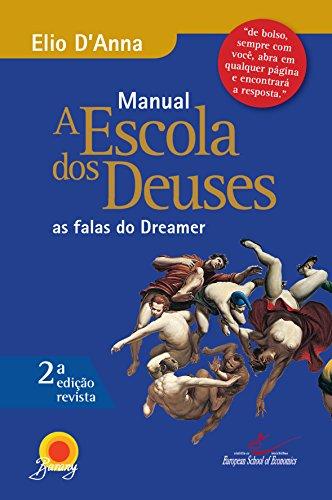 Manual Escola dos Deuses – as falas do Dreamer