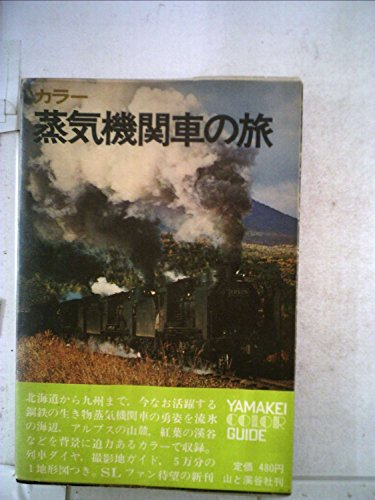 カラー蒸気機関車の旅 (山渓カラーガイド)
