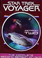 Star Trek Voyager: Complete Second Season [DVD] [Import]