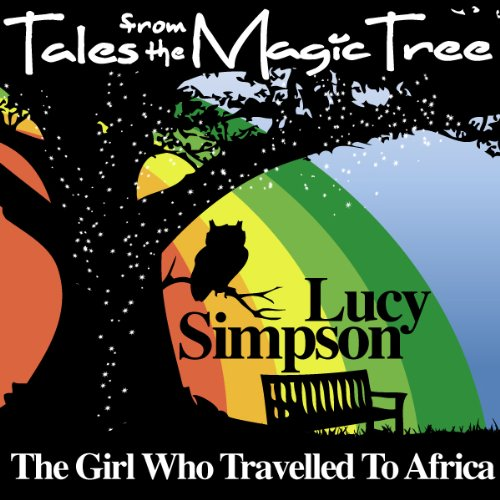 The Girl Who Travelled to Africa cover art