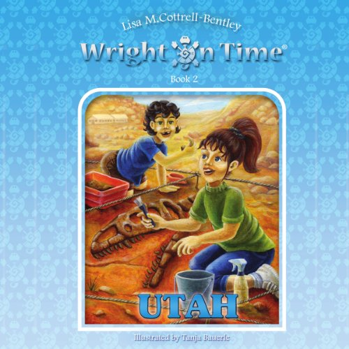 Wright on Time, Book 2: Utah Titelbild