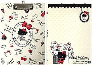 Sanrio Hello Kitty Hard Board Clip Board School Office (BEIGE(JEWELRY))