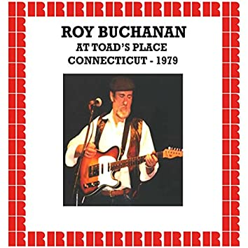 At The Toad's Place, Connecticut 1979 (Hd Remastered Edition)
