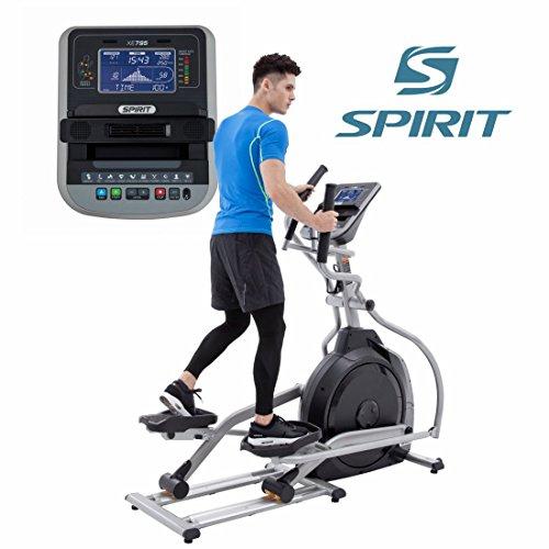 Spirit XE 795 - Bicicleta elíptica con generador