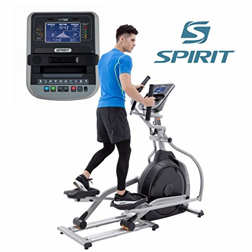 Spirit Profi Ellipse Trainer XE 795 Cross Trainer Cardio Fitness ergometro