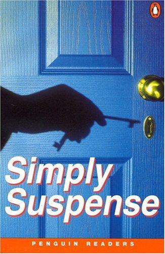 *SIMPLY SUSPENSE                   PGRN2 (Penguin Reading Lab, Level 2)の詳細を見る