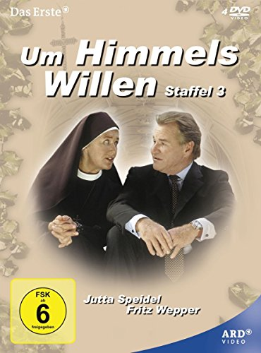 Um Himmels Willen - Staffel 3 (4 DVDs)