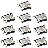 TKTK Lot de 10 connecteurs de port de charge pour Huawei Mate 20 lite/Honor View 10/V10/Honor Play