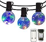 LED String Lights Outdoor -...
