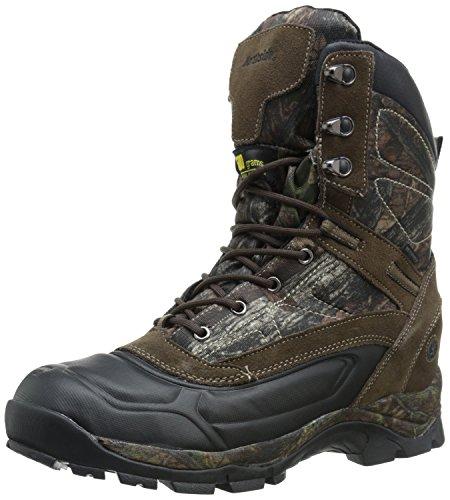 Northside Men's Banshee 600 Hunting Boot, Brown Camo, 9.5 M US