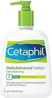 Cetaphil Daily Advance Lotion, Ultra Hydrating, 16FL OZ (473ml)