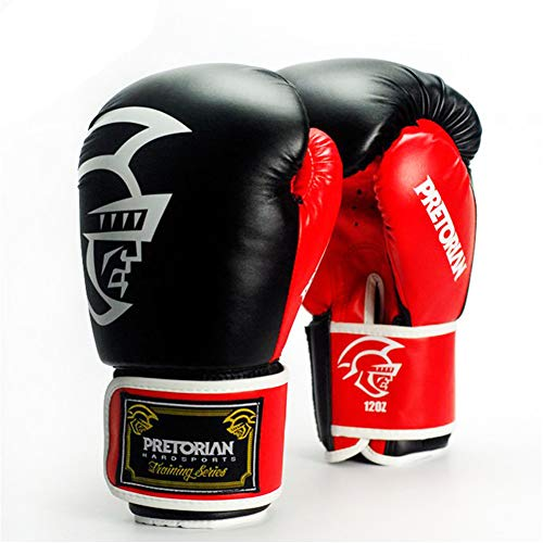 CARWORD Guantes De Boxeo Gemelos Muay Thai MMA Hombres Mujeres Grant Luva De Boxe 10-16 Oz PU para Entrenamiento Sparring