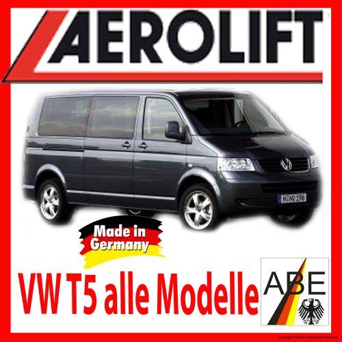 Windabweiser Regenabweiser Seitenwindabweiser VW T5 BUS + TRANSPORTER + MULTIVAN BJ: ab 4/03 VORNE, MIT ABE