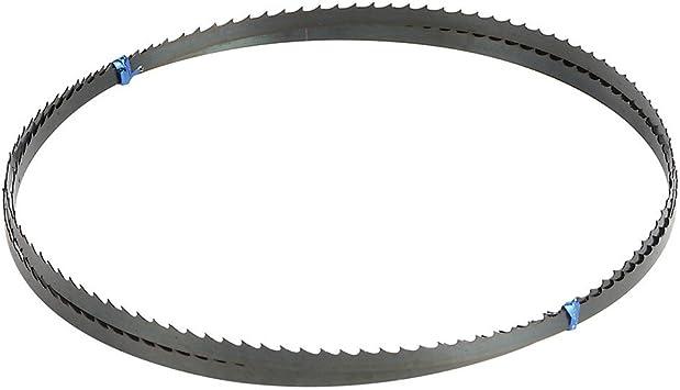 3x Bandsägeblatt Sägebänder 1425x10x0,65mm 6 ZpZ zu Bandsäge Silverline 868739